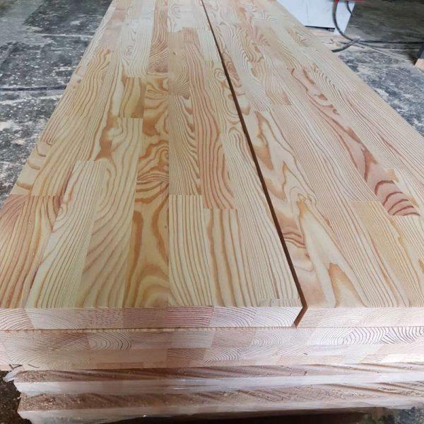 Мебельный щит из сосны Экстра 40мм