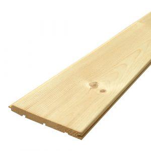 Вагонка штиль из сосны 13.5мм А