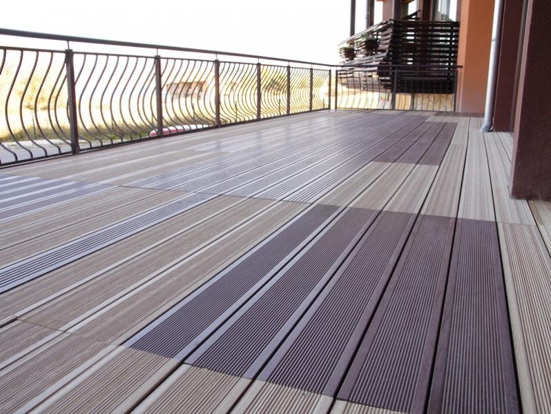 Террасная доска  — лучшее решение для балкона