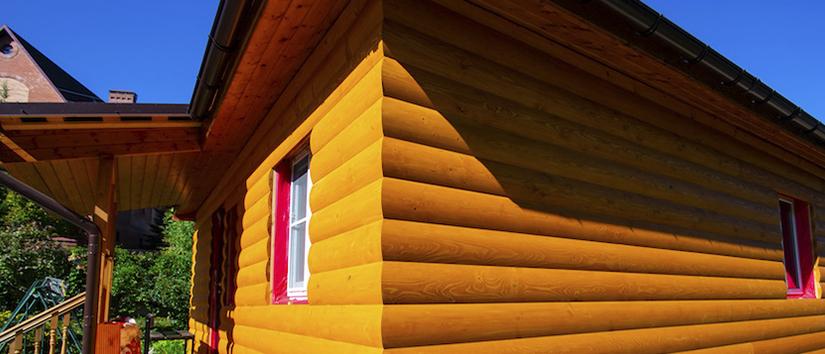 Блок хаус для наружных работ